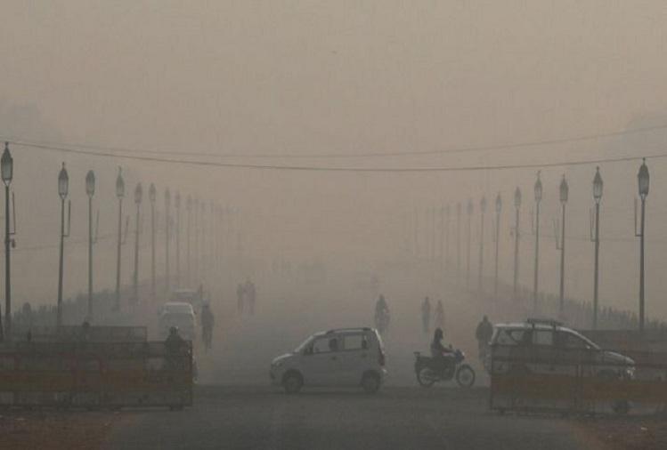 delhi pollution incrasing