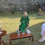जम्मू कश्मीर : नेशनल कॉन्फ्रेंस प्रमुख फारुक अब्दुल्ला के घर आज गुपकार का मंथन