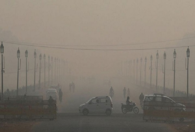 delhi pollution incrasing
